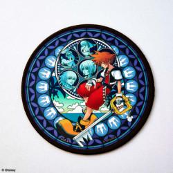 Round Mouse Pad Kingdom Hearts