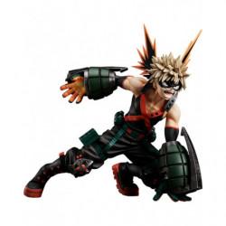 Figurine Katsuki Bakugo Posture Attaque My Hero Academia