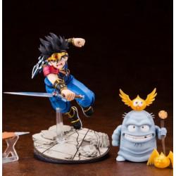 Figurine Dragon Quest La Quête de Daï Édition Deluxe Kotobukiya ARTFX J