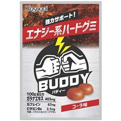 Gummies Cola Flavor BUDDY Kasugai