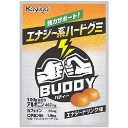 Gummies Energy Drink Flavor BUDDY Kasugai