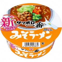 Cup Noodles Sapporo Ichiban Miso Ramen Sanyo Foods