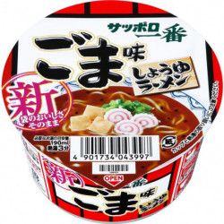 Cup Noodles Sapporo Ichiban Sesame Shoyu Mini Ramen Sanyo Foods
