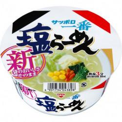 Cup Noodles Sapporo Ichiban Shio Ramen Sanyo Foods