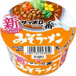 Cup Noodles Sapporo Ichiban Miso Mini Ramen Sanyo Foods
