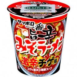 Cup Noodles Sapporo Ichiban Spicy Miso Ramen Sanyo Foods