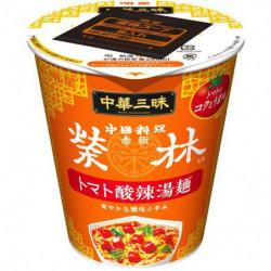 Cup Noodles Akasaka Ebayashi  Tomato Hot Sour Ramen Myojo Foods