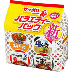 Instant Noodles Sapporo Ichiban Mini Donburi Set Sanyo Foods