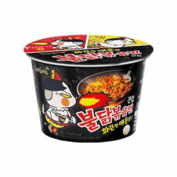 Cup Noodles Burudakku Stir-fried Ramen BIgCUP Samyang Foods