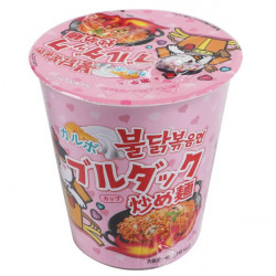 Cup Noodles Burudakku Karubo Stir-fried Ramen Regular Samyang Foods