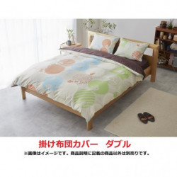 Bed Cover Partner Pattern Double Pokémon