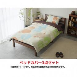 Bed Cover Set Partner Pattern Single Pokémon