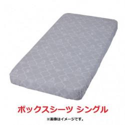 Bed Sheet Single Ghost Pattern