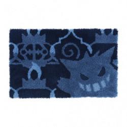 Bath Mat Ghost Pattern Pokémon x Suminoe