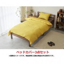 Bed Cover Set Pikachu Pattern Single Pokémon