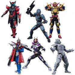 Figures SHODO-O Box Kamen Rider 8