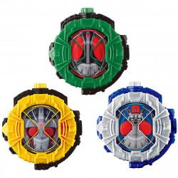 Ridewatches Quarter Set 01 Kamen Rider