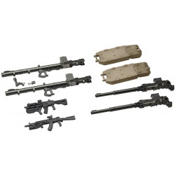 Accessory Weapon Set 1 Frame Arms Girl Plastic Model