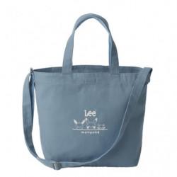 Tote Bag Blue Monpoké x Lee
