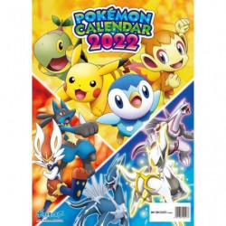 Calendar 2022 Pokémon