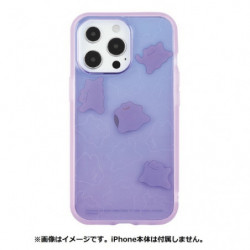 iPhone Cover Clear Ditto Pokémon x Gourmandise IIIIfit