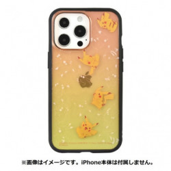 Protection iPhone Transparente Pikachu Pokémon x Gourmandise IIIIfit