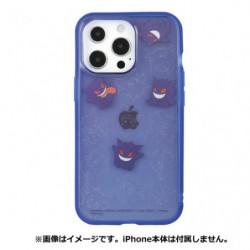 iPhone Cover Clear Gengar Pokémon x Gourmandise IIIIfit