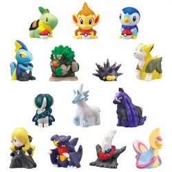 Figure Sinnoh Galar Pokémon