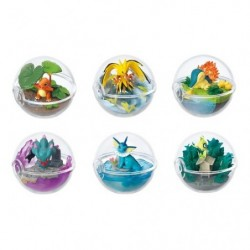 Terrarium Collection Pokémon 3 BOX