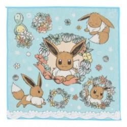 Hand Towel 7 days story Eevee Green japan plush