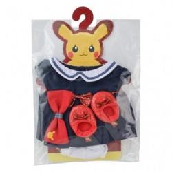 Costume Pikachu s Closet Formal School japan plush
