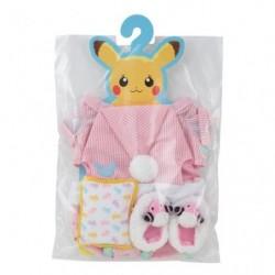 Costume Pikachu s Closet Pink Pajama japan plush