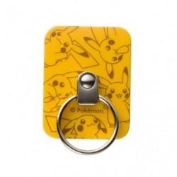 Smartphone Anneau Pikachu Yellow japan plush