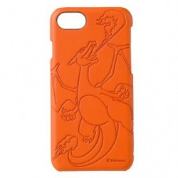 Smartphone Hard Jacket Charizard Or A japan plush