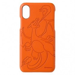 Smartphone Hard Jacket Charizard Or japan plush