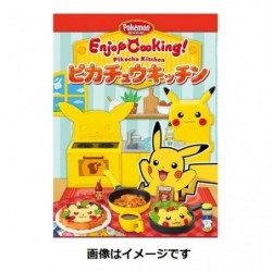 Pikachu Kitchen BOX japan plush