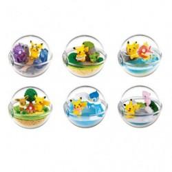 Box Terrarium Pikachu Collection
