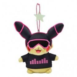 Keychain Plush Pikachu 2018 Pink japan plush