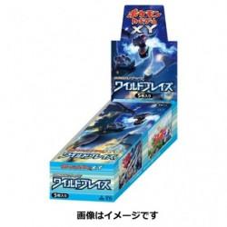 Display Card Wild Blaze japan plush