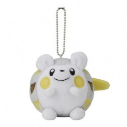 Keychain Plush Togedemaru japan plush