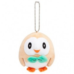 Keychain Plush Rowlet japan plush