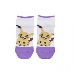 Chaussettes Courtes Pokemon Time Mimiqui japan plush