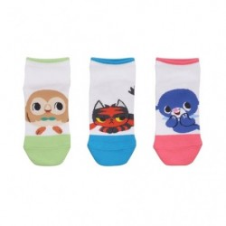 Chaussettes Courtes Pokemon Time N1 japan plush