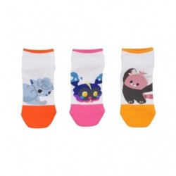 Chaussettes Courtes Pokemon Time N3 japan plush