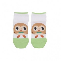 Short Socks Pokemon Time Rowlet japan plush
