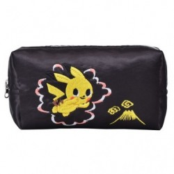 Pocket Pokemon Time Pikachu Black japan plush
