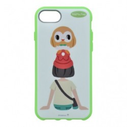 Smartphone Cover Pokemon Time Rowlet japan plush