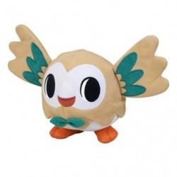 Plush Pokemon Time Rowlet japan plush