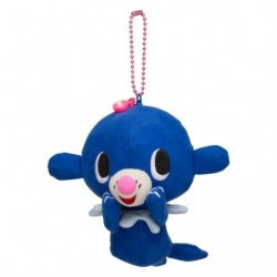 Plush Keychain Pokemon Time Popplio japan plush