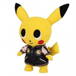 Plush Pokemon Time Pikachu japan plush